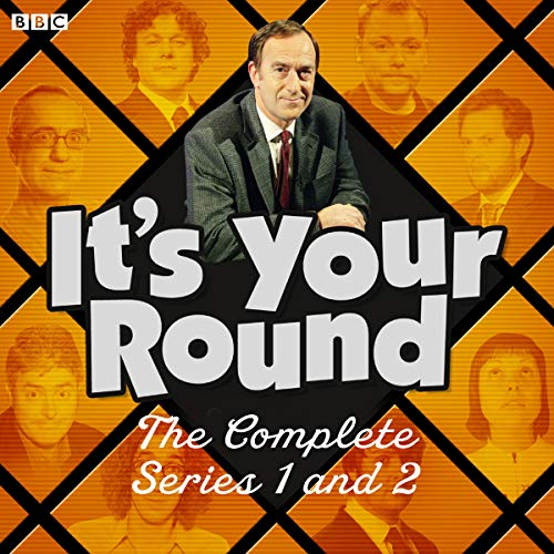 It's Your Round: The Complete Series 1 and 2 audiobook cover art