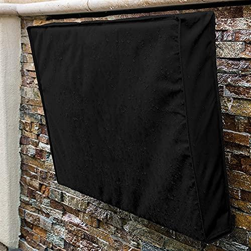 cyg Protector TV Exterior, Cubierta De TV Protección contra El Polvo del Sol De La Lluvia A Prueba De Agua Apto para Pantalla De TV Funda TV Exterior Cubierta (Size : 22-24inch)