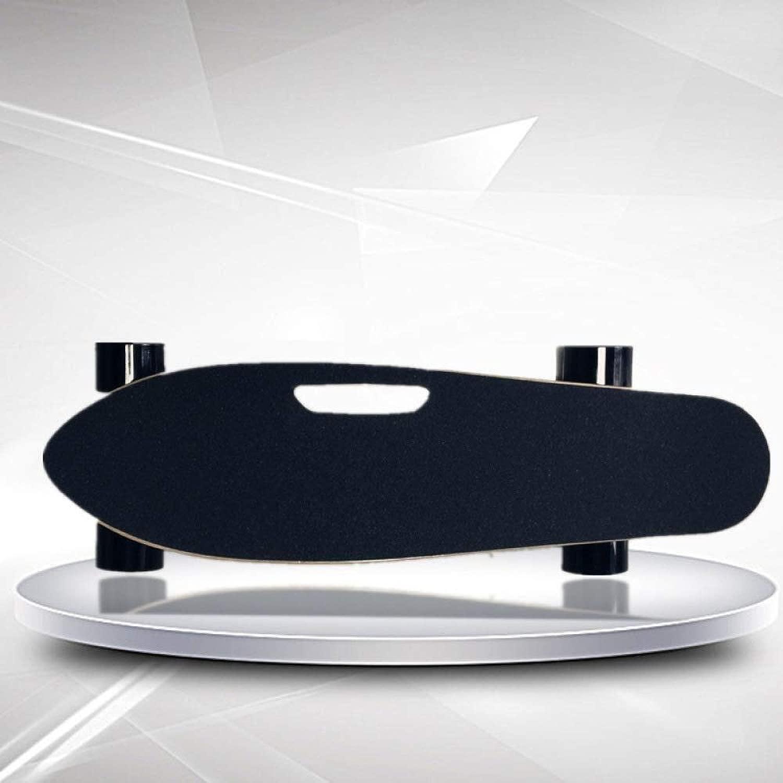 ロードドライブマウンテンボードスケートボード4.4AH LMHX 15 Km/h 250W 18650バッテリーワイヤレス2.4GRFリモートコントロールオフ電動スケートボード v12v