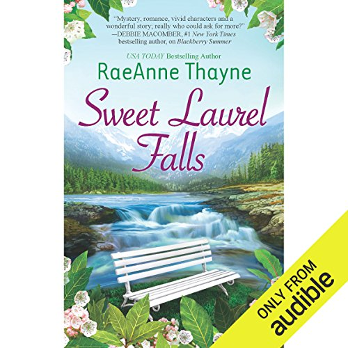 Sweet Laurel Falls audiobook cover art