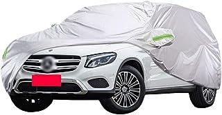 Autoabdeckung Gilt für die Mercedes Benz GLC Klasse (Color : Silver)
