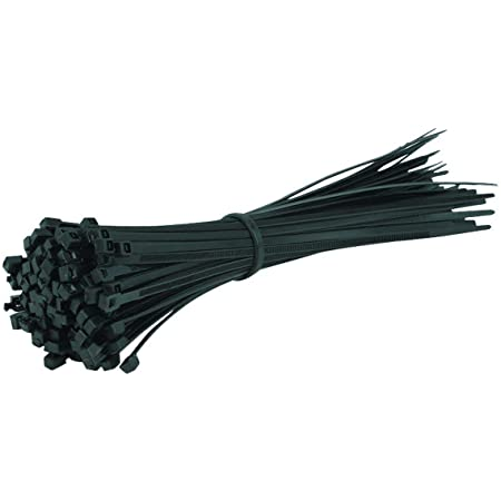 - 100mm Nylon Cable Zip Ties Various Sizes bag of 100