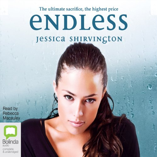 Endless     Violet Eden, Book 4              By:                                                                                                                                 Jessica Shirvington                               Narrated by:                                                                                                                                 Rebecca Macauley                      Length: 12 hrs and 48 mins     6 ratings     Overall 4.8