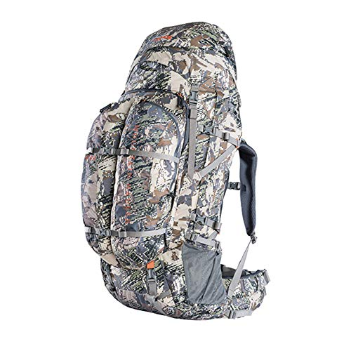 Sitka Gear Unisex-Erwachsene Sitka Mountain Hauler 4000 Framed Expandable Hunting Pack, Optifade Open Country, Extra Large Tarnungjagdkleidung, Offenes Land