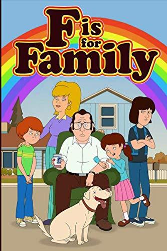 51JQ8vVb5zL. SL500  - Une saison 5 pour F Is For Family qui sera également la dernière de la série Netflix