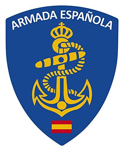 Artimagen Aufkleber Wappen Pico Armee Spanisch 48 x 60 mm