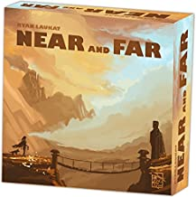 Red Raven Games Near and Far Board Games