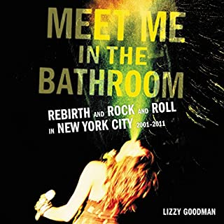 Meet Me in the Bathroom audiobook cover art