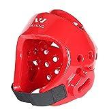 Wesing Taekwondo Headgear Taekwondo Helmet Training Head Protector