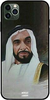 iPhone 11 Pro Case Cover Sheikh Zayed Moreau Laurent Premium Design Phone Covers