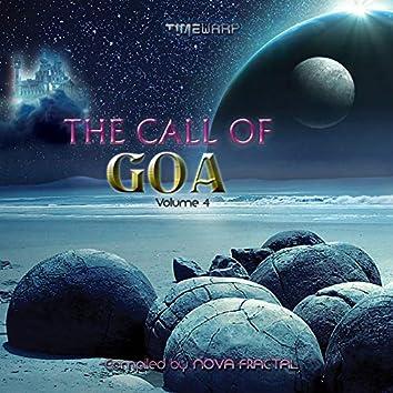 The Call Of Goa, Vol. 4 (Album DJ Mix Version)