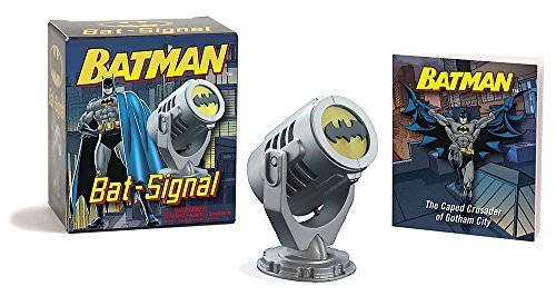 Batman: Bat Signal (Mega Mini Kits) by Danielle Selber(2012-05-22)