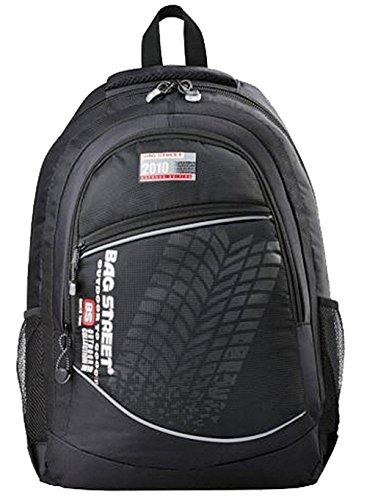 Bag Street sportlicher Rucksack Sporttasche Herrentasche Freizeittasche Schultasche