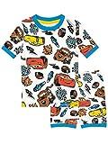 Disney Boys Cars Pajamas White Size 5