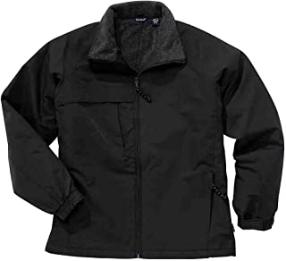 Rivers' End Mens Fleece Lined Hip Length Jacket Outerwear Jacket,