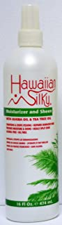 Best hawaiian silky moisturizer and sheen spray 16 oz Reviews