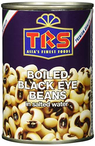 TRS Bohnen schwarze Augen, 12er Pack (12 x 400 g)
