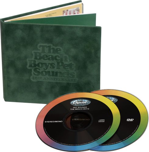 Pet Sounds 40th Anniversary CD+DVD (Limited Edition Fuzzy Package)