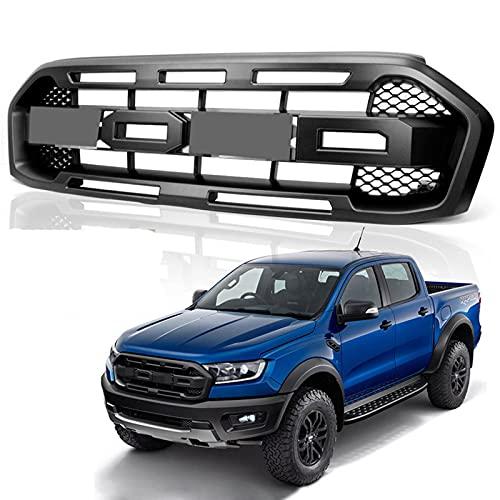 OLAC Frontgrill, 2018 2019 2020 Ford Ranger T8 XL XL + XLS XLT Limited Raptor Style