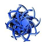 Generic Auto Rotatif de Voiture Clip de Sortie Voiture Air Parfum Aromathérapie Huile Essentielle Aromathérapie Huile Essentielle Diffuseur - Bleu araignée