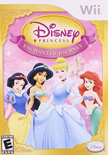 Disney Princess: Enchanted Journey - Nintendo Wii (Renewed)
