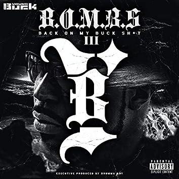 Back on My Buck Shit, Vol. 3