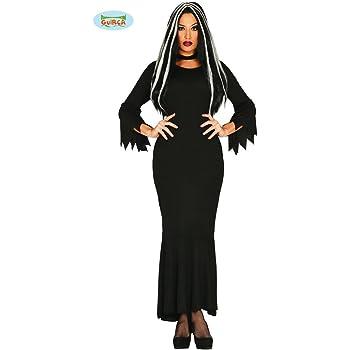 Guirca 84647 - Disfraz de la Familia de Addams vampiresa, Color ...