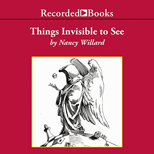 Things Invisible to See audiobook cover art