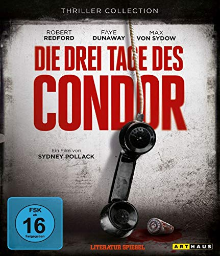Die 3 Tage des Condor - Thriller Collection [Blu-ray]