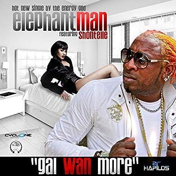 Gal Wan More - Single