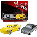 Licence enfants Thème: Disney Pixar Cars Véhicules Matériel: Die Casting (métal) Die-Cast Series 2017 dans la taille de la boîte d'allumettes Échelle: 1:55, Taille d'emballage: Longueur x Largeur x Hauteur 21,0 x 5,0 x 16,5 cm Convient aux enfants de...
