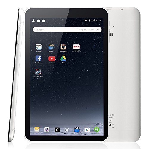 Dragon Touch M8 2016 Edition 8 inch Quad Core Tablet,...