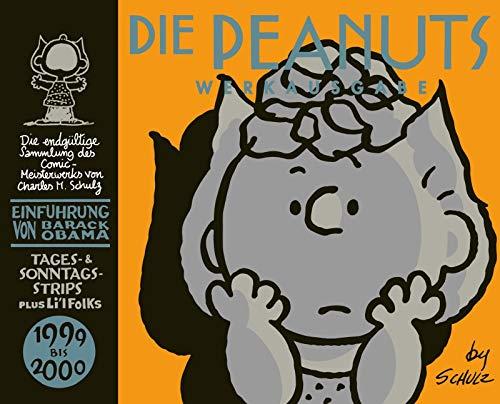 Peanuts Werkausgabe 25: 1999-2000 (25)