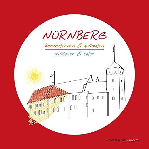 Nürnberg: kennenlernen & ausmalen/discover & color