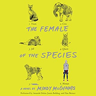 Couverture de The Female of the Species