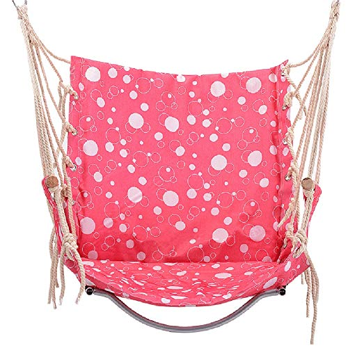 Balançoires YXX Hanging Chaises de Jardin intérieur - Hamac Chaise for Patio, Porche, Chambre à Coucher, Arrière-Cour, intérieur ou extérieur, Capacité de 100 kg (Color : Style-1)