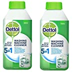 Image of Dettol Washing Machine Cleaner, 250 ml - 2 Pack