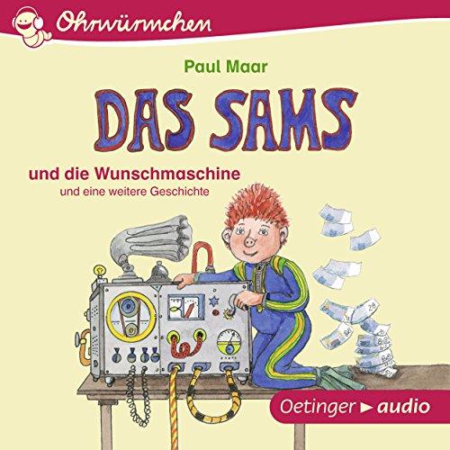 Das Sams und die Wunschmaschine und eine weitere Geschichte (Ohrwürmchen) cover art