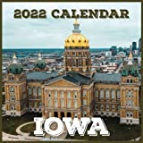 Iowa Calendar 2022: Daily, Weekly and Monthly Planner   Iowa 2021-2022 Planner   Iowa Calendar and Organizer   small calendar