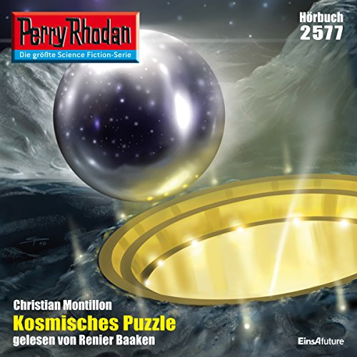 Kosmisches Puzzle Titelbild