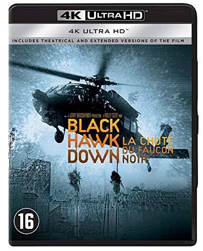 La Chute du Faucon Noir : Black Hawk Down-Edition 4K Ultra HD [Blu-Ray]