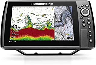 Humminbird Helix 12 G3N Fish Finder with Chirp, GPS, and 12.1-Inch-Display