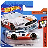 Hot-Wheels Custom '18 Ford Mustang GT HW Muscle Mania