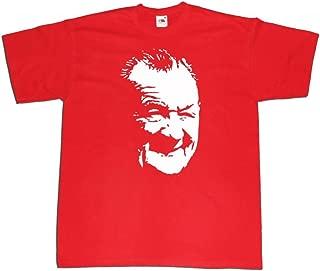 Dibbs Clothing Men's Bob Paisley Liverpool Football Club T-Shirt