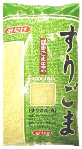 みたけ すりごま(白) 1kg