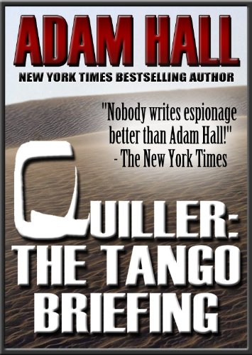 Quiller: The Tango Briefing