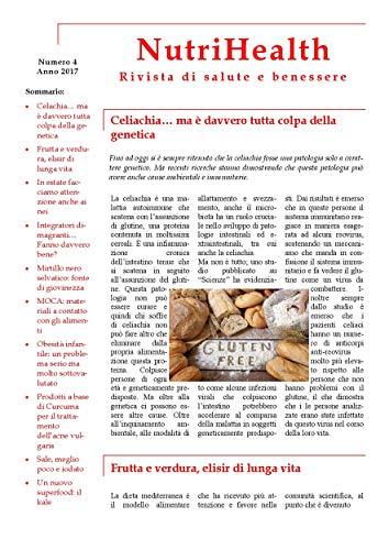 Amazon Com Nutrihealth Rivista Di Salute E Benessere Nutrihealth Rivista Di Salute E Benessere Vol 7 Italian Edition Ebook Roberta Graziano Kindle Store