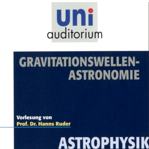 Gravitationswellenastronomie Titelbild
