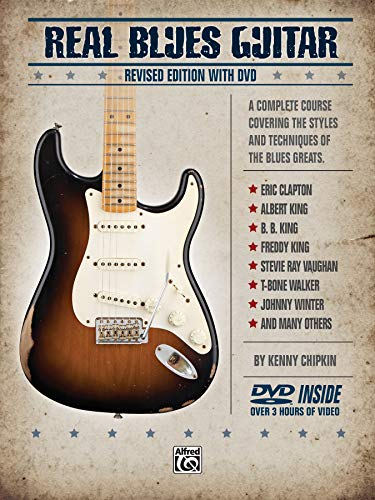 Real Blues Guitar: Revised Edition With DVD