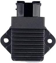 Amhousejoy Voltage Regulator Rectifier Fits for Honda CB 600 F/CBR 1100 / VFR 750 Interceptor/VT 750 Shadow ACE Deluxe Replaces 31600-KFG-860, 31600-MR7-008, 31600-MT4-088, 31600-MY7-305